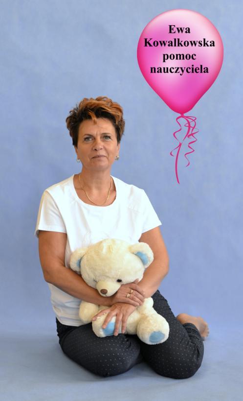 Ewa Kowalkowska pomoc nauczyciela
