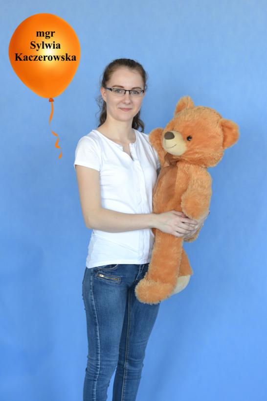 mgr Sylwia Kaczerowska