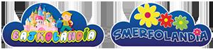 Bajkolandia i Smerfolandia Logo