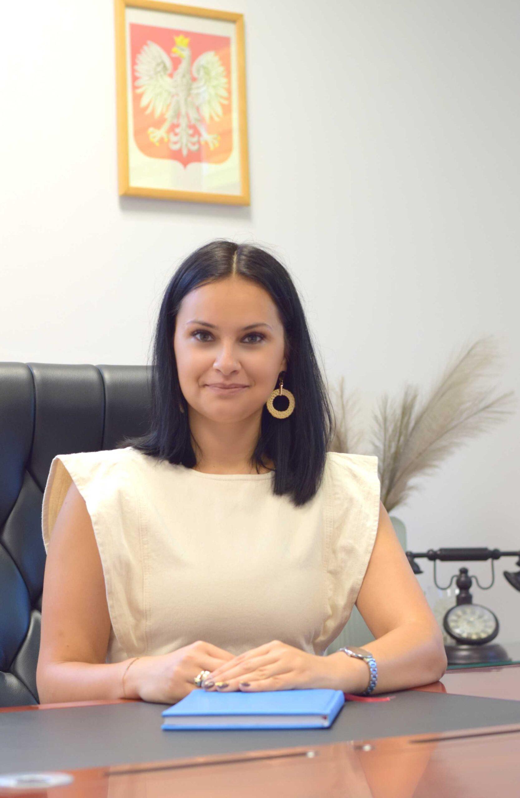 mgr Ewelina Kowalkowska