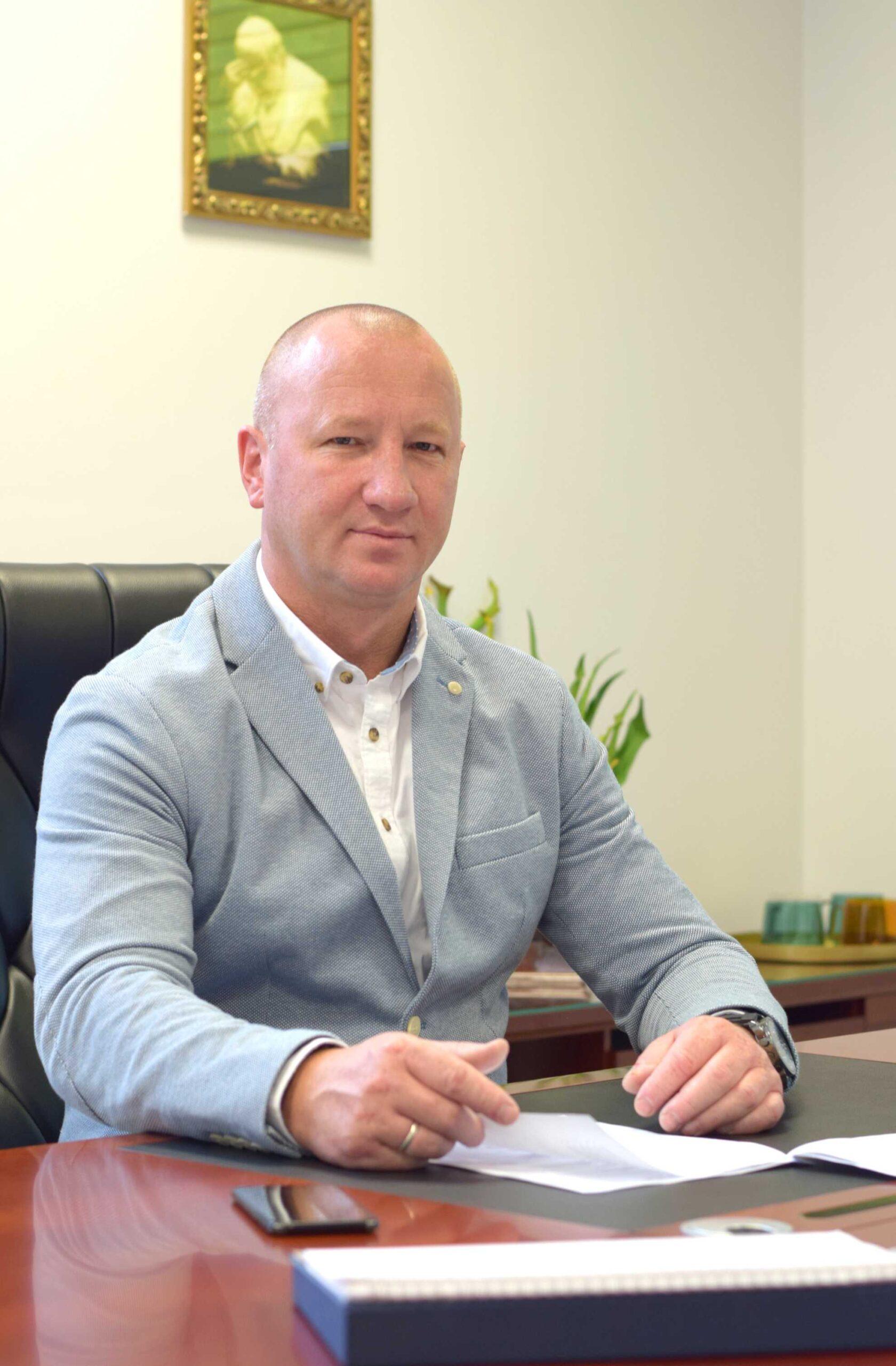 mgr Grzegorz Kowalkowski